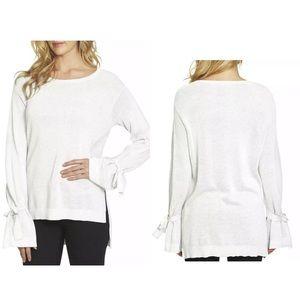 1.State cream sweater, Small